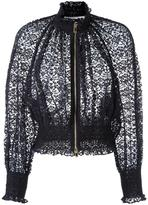 Stella McCartney Naomi jacket - women - Cotton/Elastodiene/Polyamide/Polyester - 40