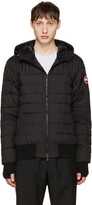 Canada Goose Black Down Cabri Jacket