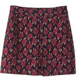 Brooks Brothers Girls' Floral Jacquard Skirt.