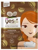 Yes to Coconuts Moisturizing DIY Powder-to-Clay Mask - .25oz