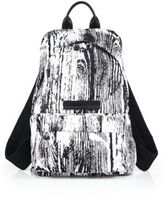 McQ by Alexander McQueen Monochrome Nylon Backpack