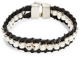 Uno de 50 Tubinatural Leather Bracelet