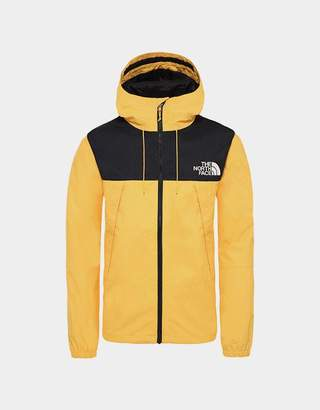 The North Face 1990 Mountain Q Jacket Yellow