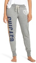 Junk Food Clothing Women's 'Chicago Bears' Cotton Blend Sweatpants