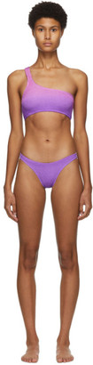 BOUND by Bond-Eye Purple and Pink Samira Scene Bikini