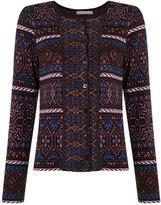 Cecilia Prado knitted cardigan - women - Acrylic/Polyamide/Polyester/Viscose - M