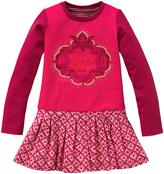 Oilily Pink Tes Dress - Toddler & Girls