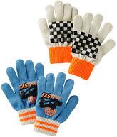 Osh Kosh 2-Pack Racecar Gloves
