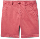 Michael Kors - Stretch-cotton Twill Chino Shorts
