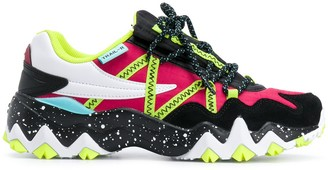Fila Trail-R lace-up sneakers