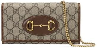 Gucci 1955 Horsebit Chain Wallet