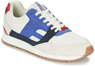 Faguo IVY men's Shoes (Trainers) in Blue