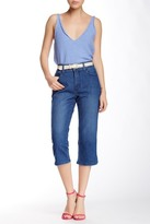 NYDJ Bella Stretch Crop Jean (Petite)