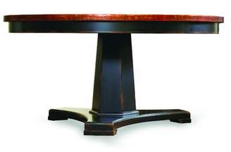 Hooker Furniture Sanctuary Round Pedestal Dining Table