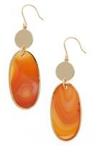 Nordstrom Women's Semiprecious Stone Double Drop Earrings
