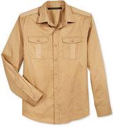Sean John Men's Dual Pocket Shirt