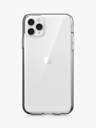 Speck Presidio Stay Clear Case for iPhone 11 Pro Max, Clear