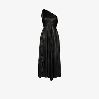 Maria Lucia Hohan Kyndall One Shoulder Gown - Women's - Viscose/Polyurethane