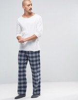 Jack Wills Check Woven Lounge Pants