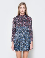 Edit LS Mini Empire Dress