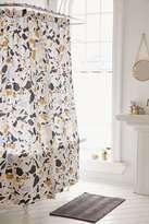 Urban Outfitters Killian Terrazzo Shower Curtain
