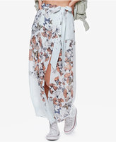 Free People Bri Bri Printed Maxi Skirt