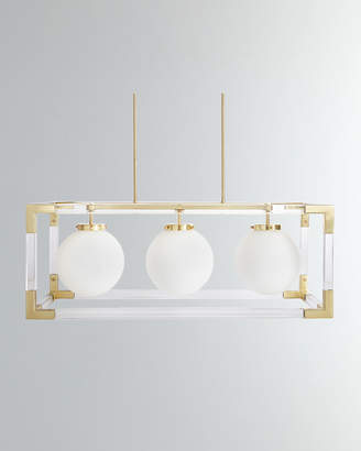 Jonathan Adler Jacques 3-Light Pendant