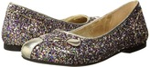 Little Marc Jacobs Glittery Mouse Ballerinas Girl's Shoes