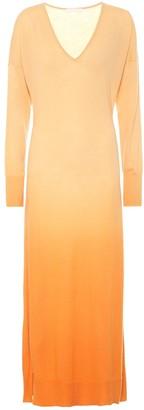 Jonathan Simkhai Cashmere midi dress