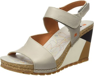 Art 1330 Memphis Guell Womens Heels Sandals Grey (Fog) 9 UK (42 EU)