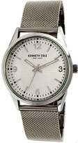 Kenneth Cole New York Kenneth Cole Men's 10030780 Stainless-Steel Quartz Watch