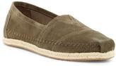 Toms Classic Espadrille Slip-On Shoe