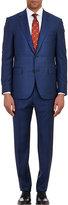 Barneys New York Men's Two-Button Lotus Suit
