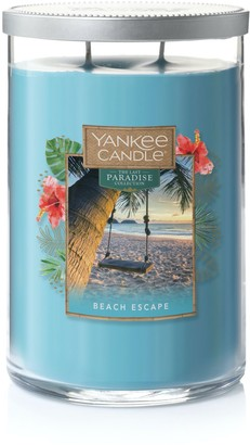 Yankee Candle Beach Escape Large 2-Wick Tumbler Candle