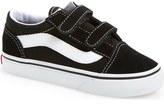 Vans 'Old Skool' Sneaker (Baby, Walker & Toddler)