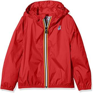 K-Way Baby Boy's Claude Jacket,Rosso (Red K08), 6 Years
