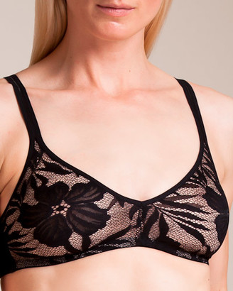 Hanro Lace Illusion Soft Cup Bra