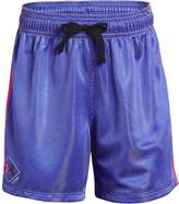 Under Armour Girls 7-16 She Plays We Win Soccer Shorts