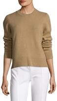 The Kooples Women's Wool Ribbed Zip Sweatshirt
