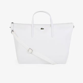 Lacoste Women's L.12.12 Concept Dual Carry Zip Tote Bag
