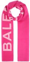 Balenciaga Cashmere and wool scarf
