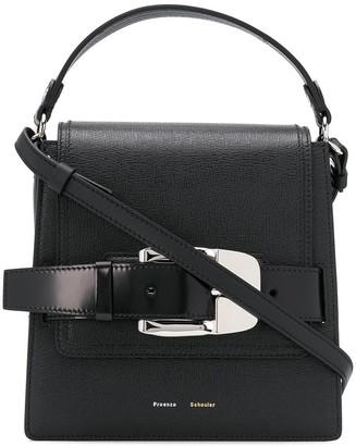 Proenza Schouler Buckle Trapaze Bag