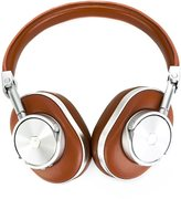 Master & Dynamic - round bluetooth headphones - unisex - Calf Leather/Metal (Other) - One Size
