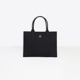 Balenciaga Trade Large East-West Tote Bag