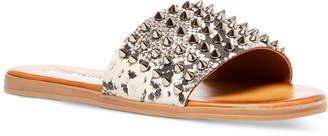 Steve Madden Farryn Studded Slides