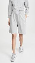 Adam Selman High Rise Shorts