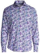 Robert Graham Classic-Fit Iverson Floral Long-Sleeve Shirt