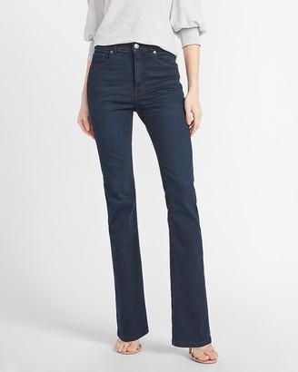 Express High Waisted Hyper Stretch Bootcut Jeans