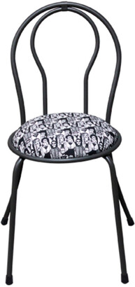 Soundslike HOME Parisien Chair Black And White