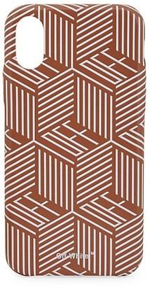 Off-White Monogram iPhone XS Case